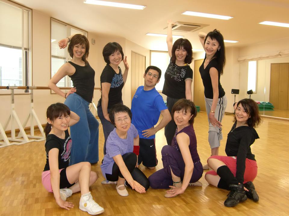 5月3日 ジャズダンス