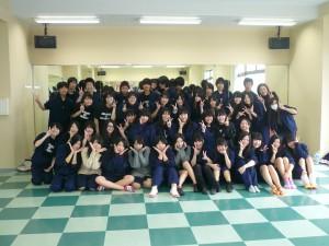 日本芸術高等学園の生徒の皆様
